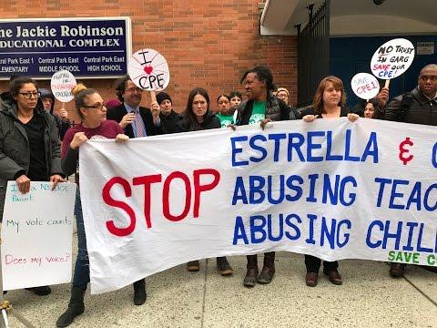 CPE1 Parents Demand Removal of Principal Monika Garg
