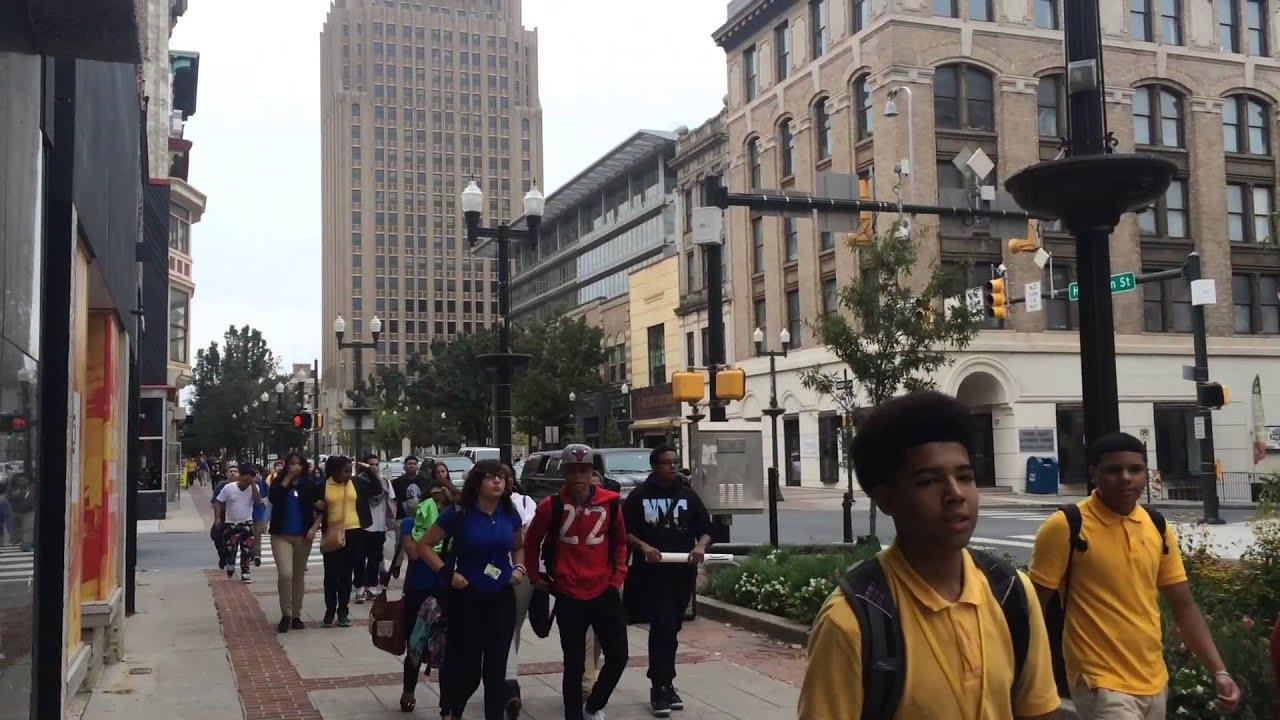 Allentown Pennsylvania School District Walk Out Live On