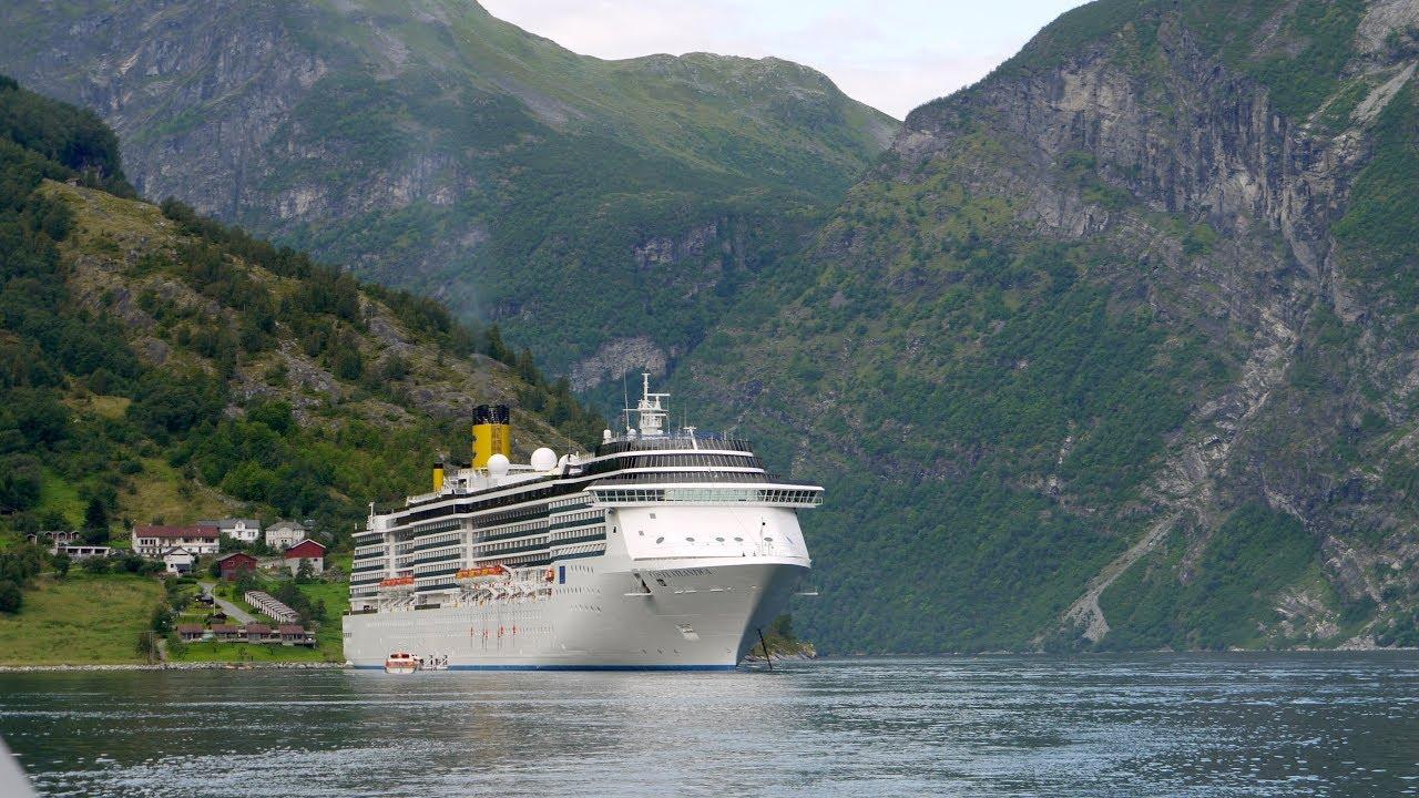 "Круиз ""Балтика и Норвежские Фьорды""   круизы и путешествия по фьордам"
