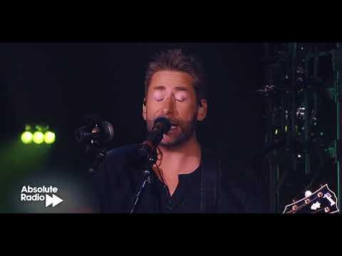 Nickelback - Rockstar (Intimate gig for Absolute Radio)