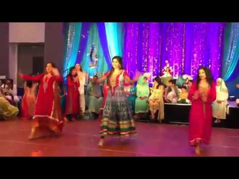 Pakistani Wedding Superb Dance On Indian Song Video Dailymotion