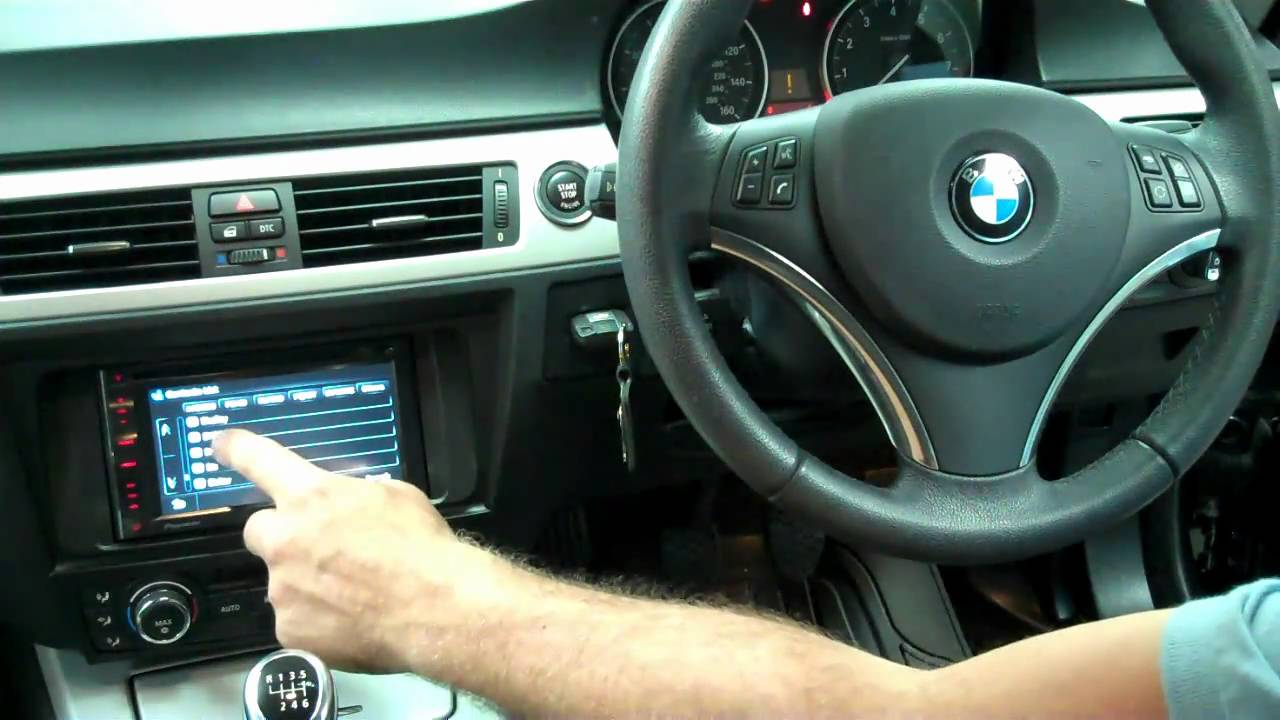 Bmw 3 Series Aftermarket Radio 328i Double Din