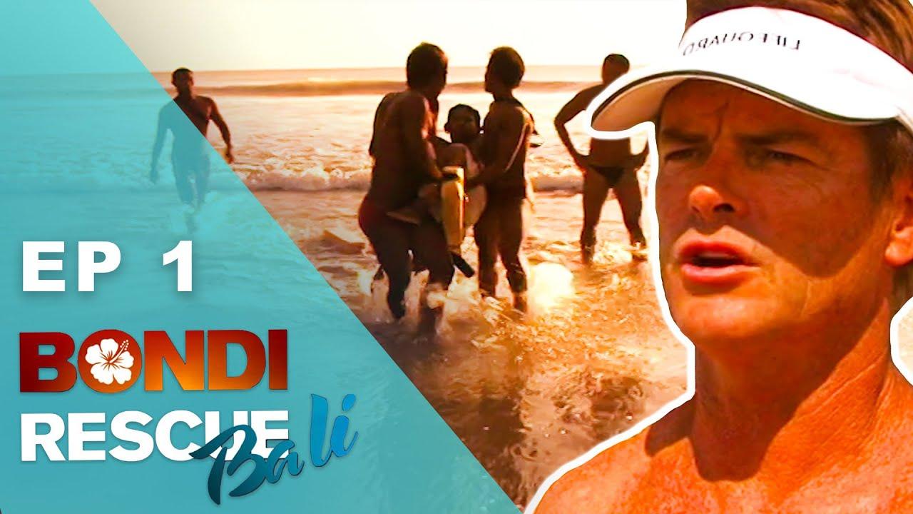 Bondi Lifeguards Go To Bali Bondi Rescue Bali Episode 1 Full Episode Youtube