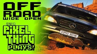 OFF ROAD WIDE OPEN: The Great OUTDOORS [PS2] | Pixel THING plays!