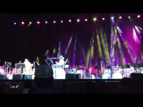 Ilayaraaja in Seattle 9/14 2016 - Chitra singing Thumbi Vaa