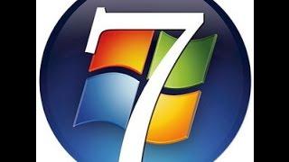 Ep01 Configuration minimale pour installer Windows 7