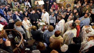 Προεόρτιος Ιερά Θεία Αγρυπνία 03-11-2019