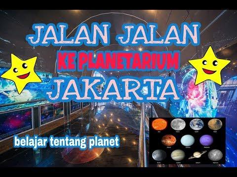 PLANETARIUM JAKARTA 2018