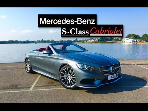 2017 Mercedes Benz S Class Cabriolet S500 Review - Inside Lane