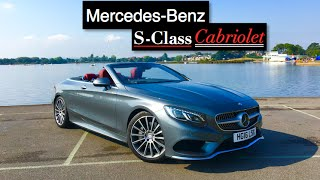 Mercedes Benz S Class Cabriolet 2017 Videos