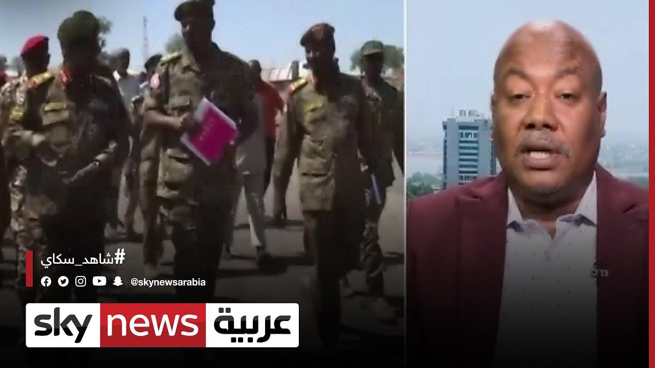 شوقي عبد العظيم: السودان حريص على التفاوض بشأن السد وهذه هي الفرصة الأخير  - نشر قبل 23 دقيقة