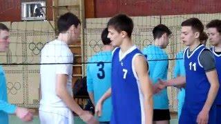 Соревнования по волейболу - финальная игра(, 2016-04-06T04:08:26.000Z)