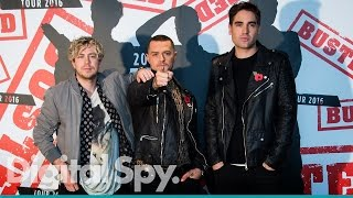 Busted on comeback tour, record deal & new songs