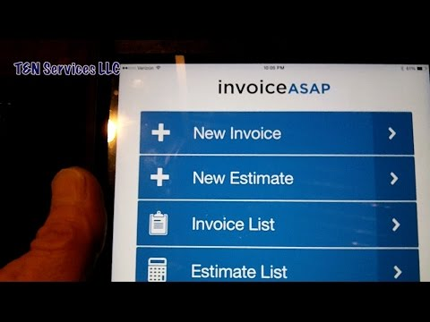 Using Invoice ASAP For The Small Business