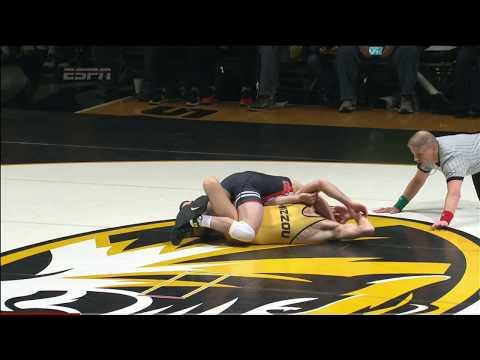 Missouri Vs Oklahoma State College Wrestling Dual 2017