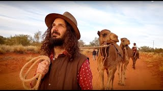 THE SHARJEM GYPSY CAMELS TREK (movie)