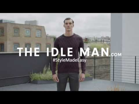 THE IDLE MAN #StyleMadeEasy - Tailored