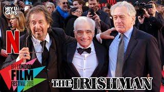 Screenwriter Steven Zaillian on bringing the story of The Irishman to the screen - LFF Premiere