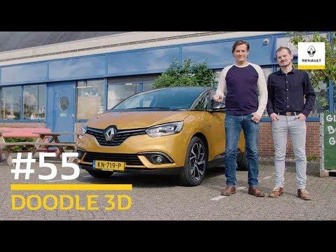 Renault Life met Rick - Doodle 3D #55