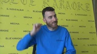 """Mecna, esce Blue Karaoke: """"Mi guardo dentro e scrivo, ecco perché odio le etichette"""""""