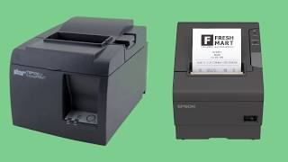 The cash drawer connects to your receipt printer, and is triggered open when you finish a sale printed by printer. with rj12 c...