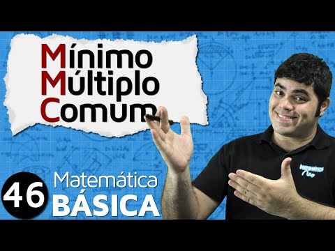 MMC - Mínimo Múltiplo Comum | MAB #46