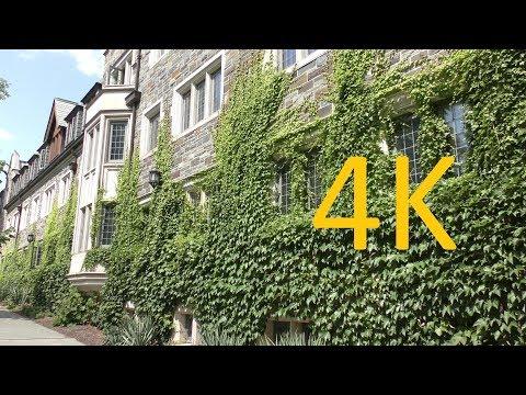 A 4K Tour of Princeton University