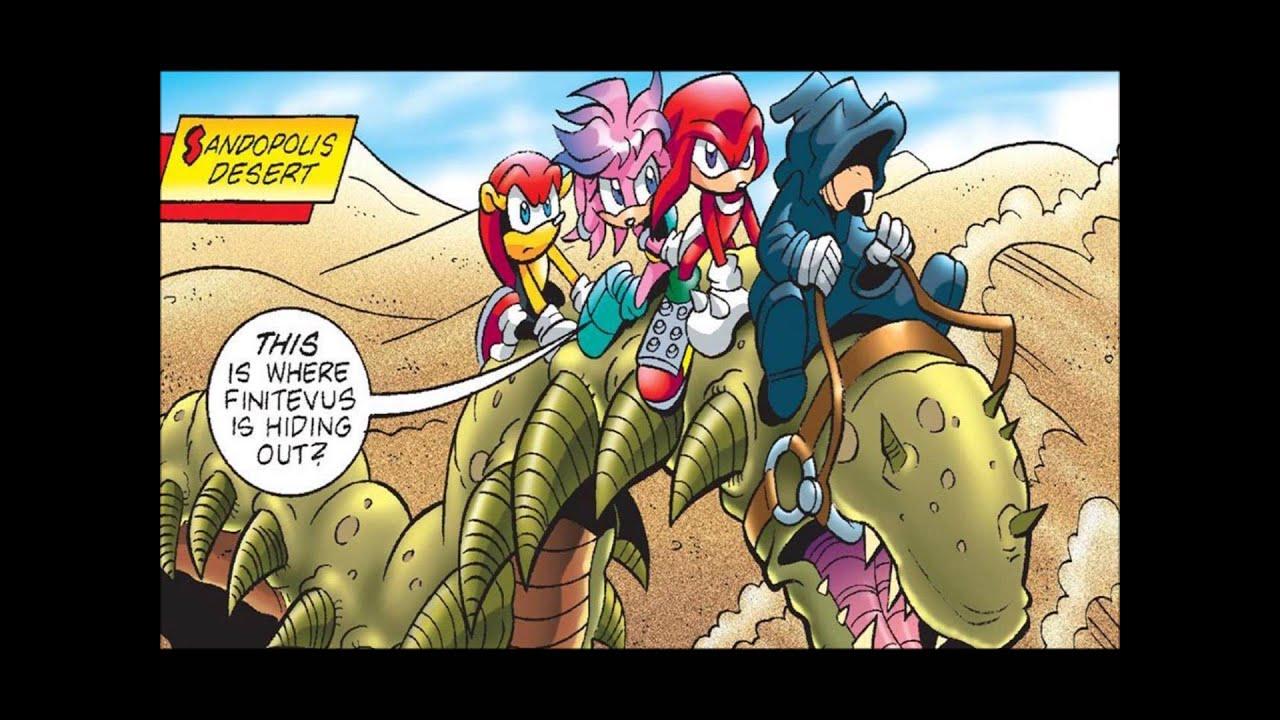 Archie Sonic Universe Issue 92 | Mobius Encyclopaedia | Fandom ...