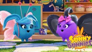 SUNNY BUNNIES - ALI FIABILI | Cartoni animati divertenti per bambini | WildBrain
