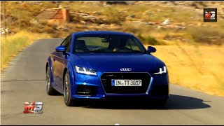 Audi tt coupe' 2014 - test drive only sound