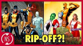 Was X-MEN a Rip-Off of DOOM PATROL? || Comic Misconceptions || NerdSync