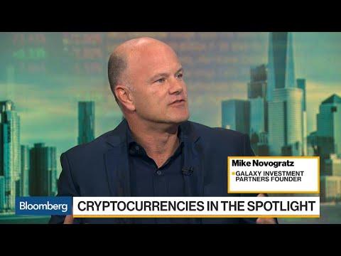Bitcoin Ends Year at $10,000, Says Mike Novogratz