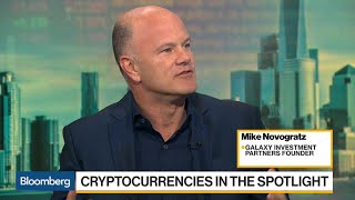 Bitcoin Ends Year at $10,000, Says Mike Novogratz