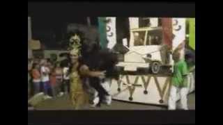 Desfile das Escolas de Samba - Carnaval del Rei 2010