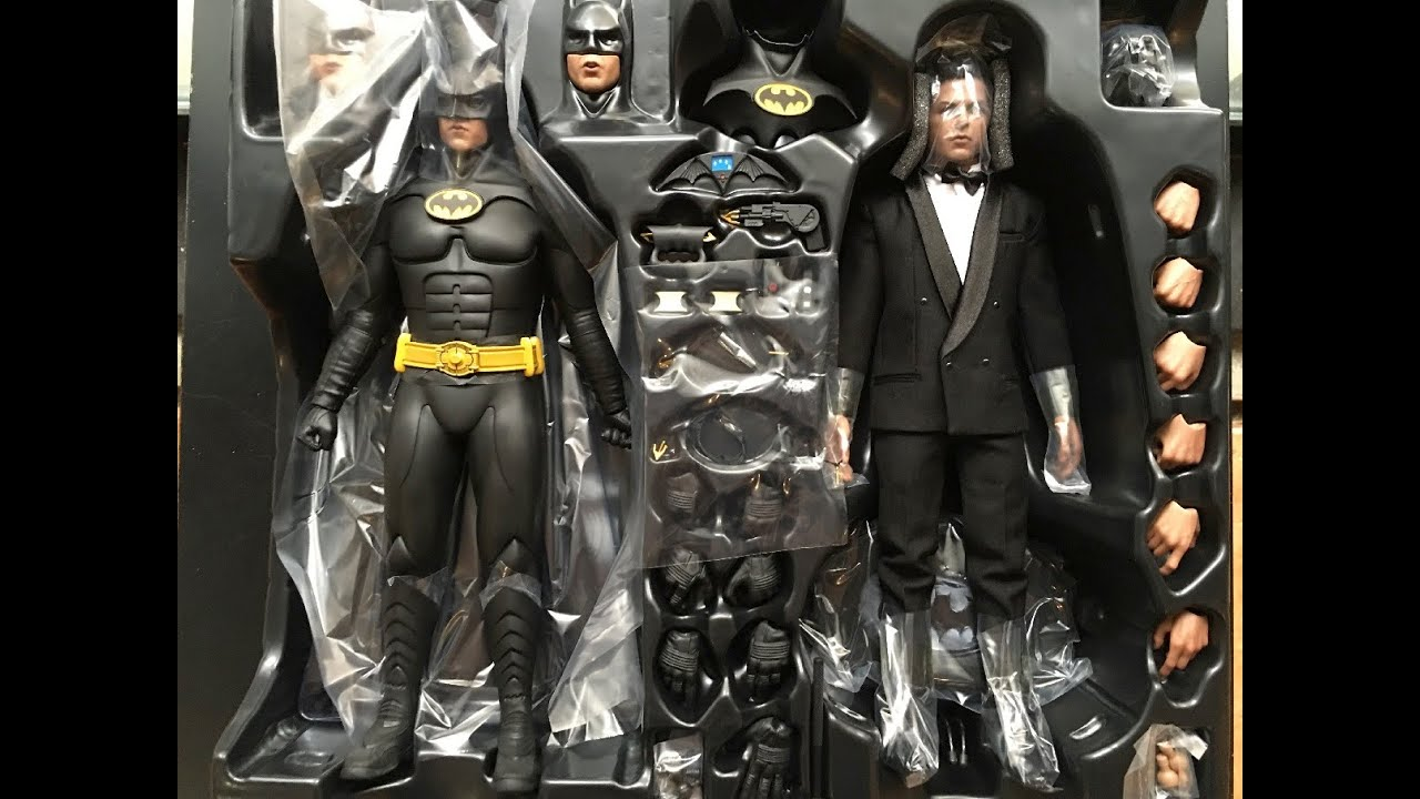 Batman Returns and Bruce Wayne by Hot Toys, 3 issues mentioned by ...
