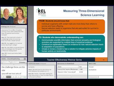 Science Education and Teacher Effectiveness: Next Generation Science Standards-Aligned Instruction