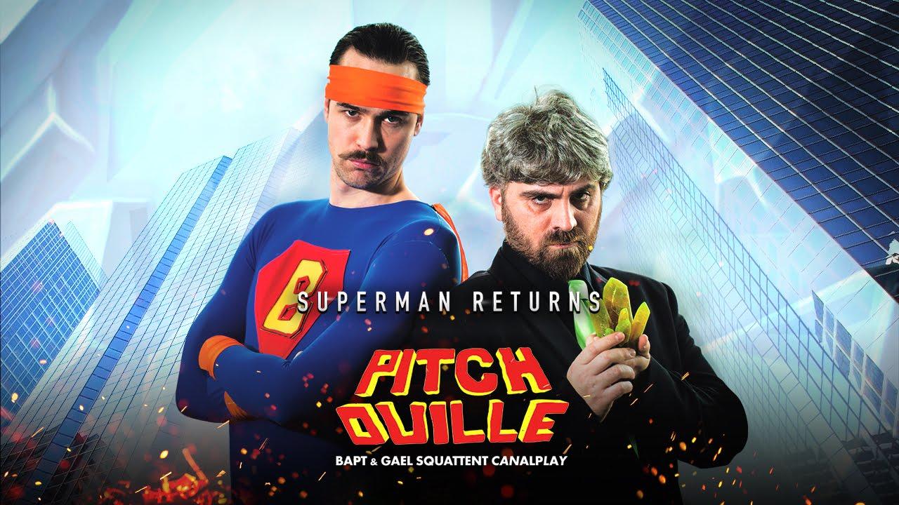 SUPERMAN RETURNS vu par Bapt&Gael