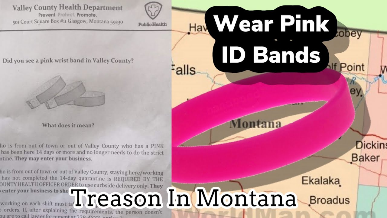 "Must Have ""Safe"" ID In Montana 
