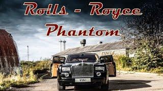 Видео обзор автомобиля Rolls-Royce Phantom со всех сторон