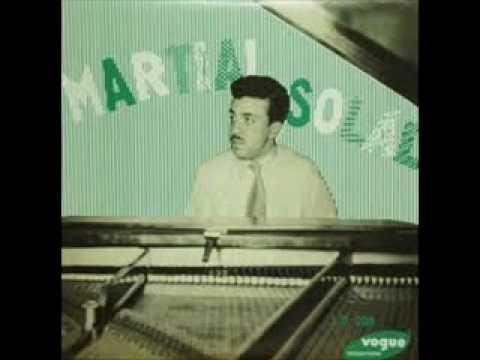 Martial Solal Piano Solo 1956 (b)