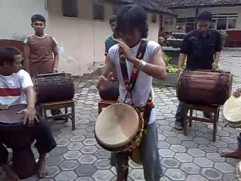 djembe percussion Cawang Segawe Tulungagung