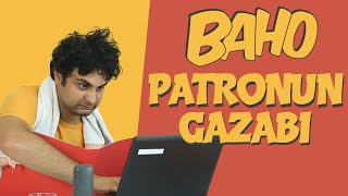 Gambar cover Baho - Patronun Gazabı #2