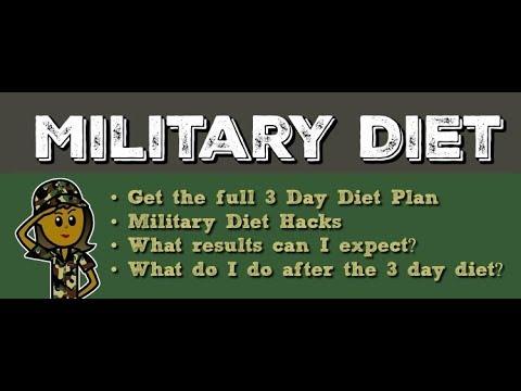 Dieta 3 dias para perder 10 libras