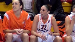 Diana Taurasi and UMMC, 22.10.2012