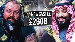 Newcastle Become Premier League's Richest Club