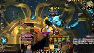 World of Warcraft - Mythic Argus