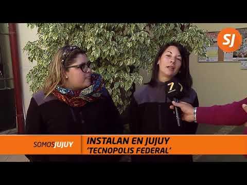 Ultiman detalles para Tecnópolis Federal en Jujuy