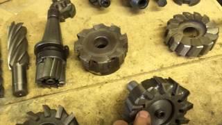 Clarkson Tool & Cutter Grinder - Insert Cutter Regrind