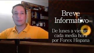 Breve Informativo - Noticias Forex del 15 de Abril del 2019