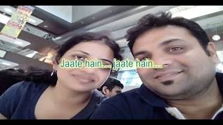 Chal Wahan Jaate Hain Full Karaoke Song - Arijit Singh | Tiger Shroff | Kriti Sason